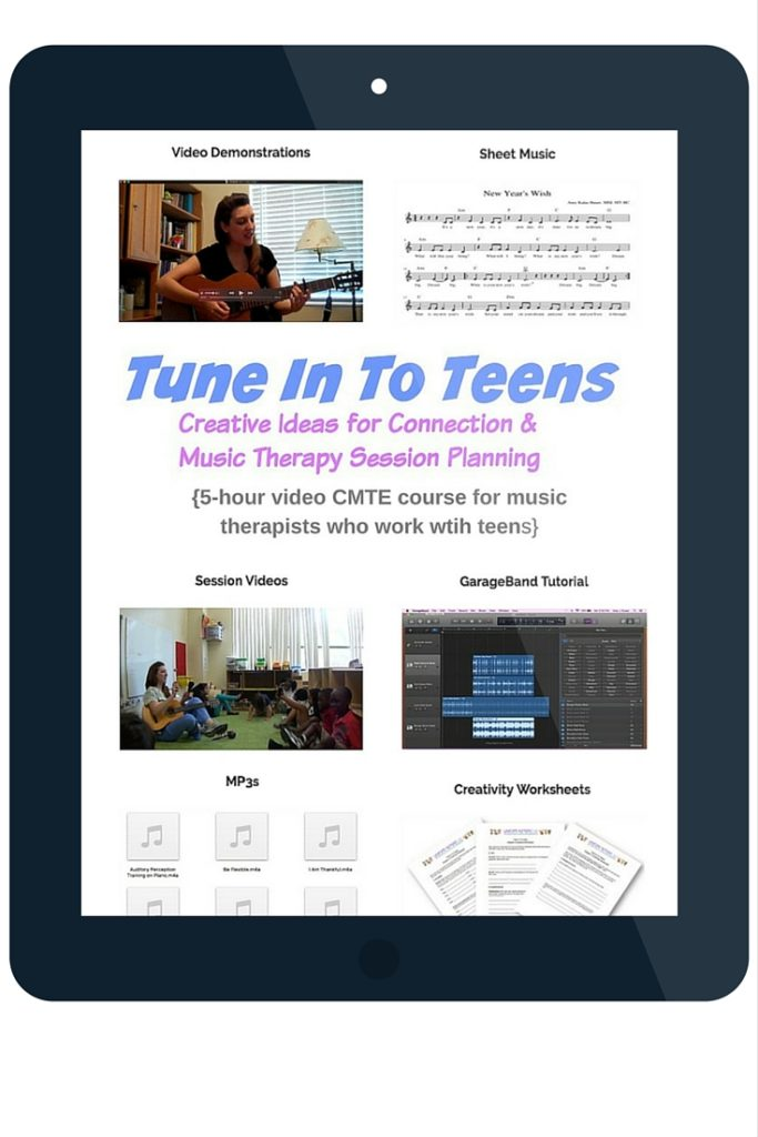 Tune In To Teens
