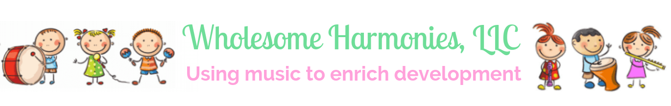 Wholesome Harmonies, LLC Logo