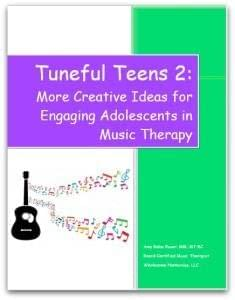 Tuneful Teens 2 - drop shadow