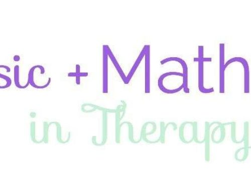 Music + Math in Therapy