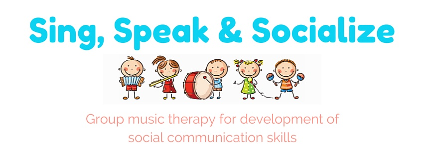Sing, Speak & Socialize