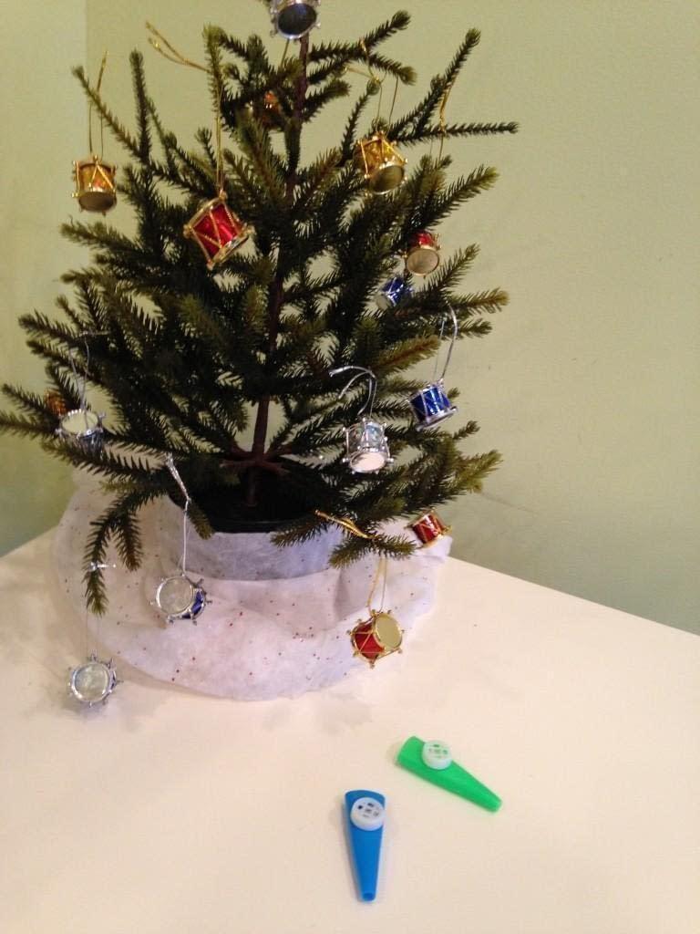 Christmas Kazoos