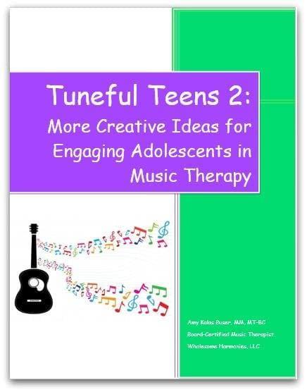 Tuneful Teens 2 - drop shadow