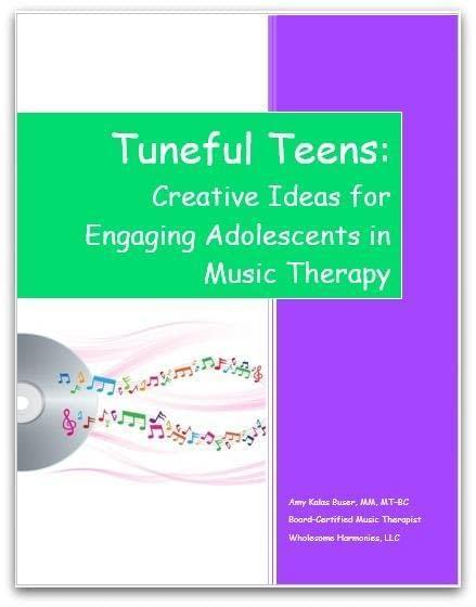 Tuneful Teens - drop shadow