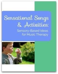 Sensational Songs & Activities
