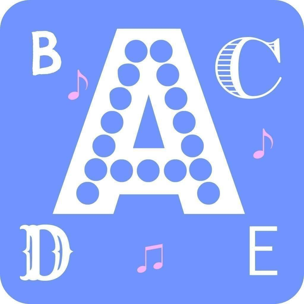 ABCs of Music (blue)
