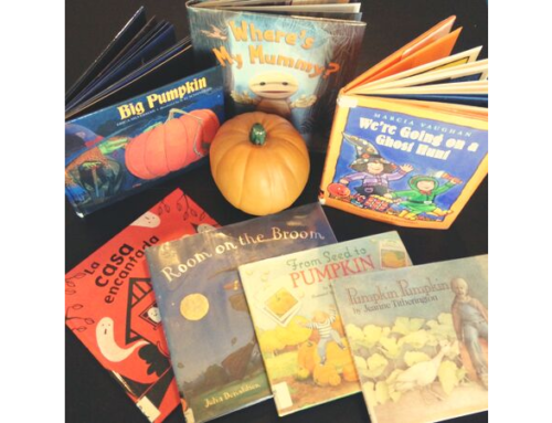 It's Fall Ya'll: Halloween Books & Ideas