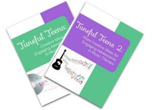 Tuneful Teens E-Books