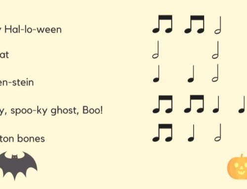 Halloween Rhythm Combos {for tweens & teens}
