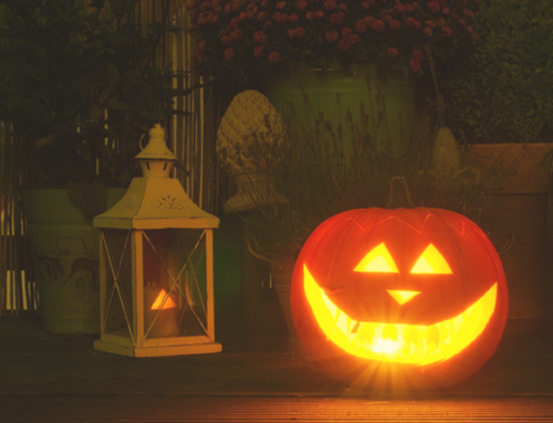 Halloween-Themed Attention & Perception Training Exercises