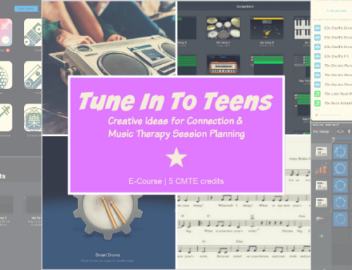 Tune In To Teens Open For Enrollment